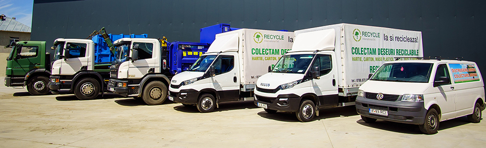 Parc auto Recycle International