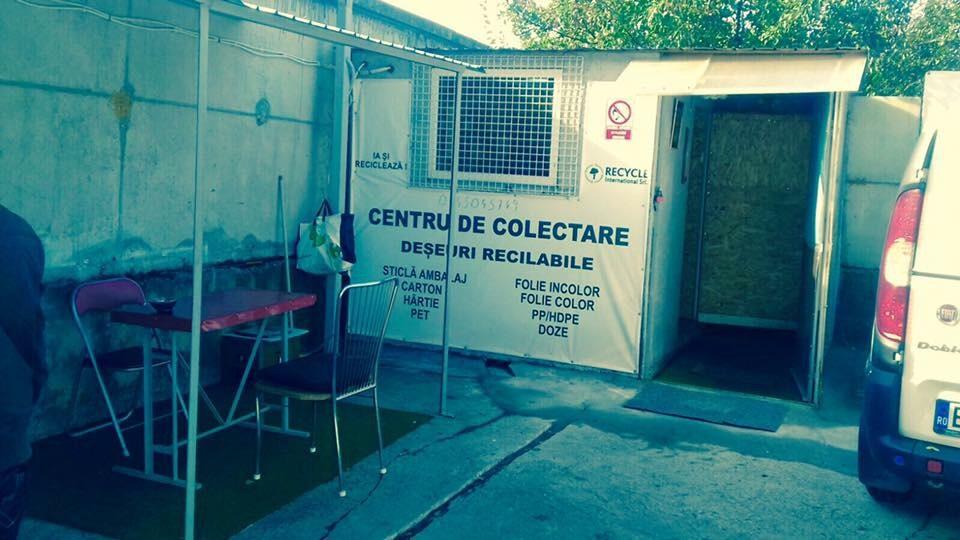 Centru de colectare